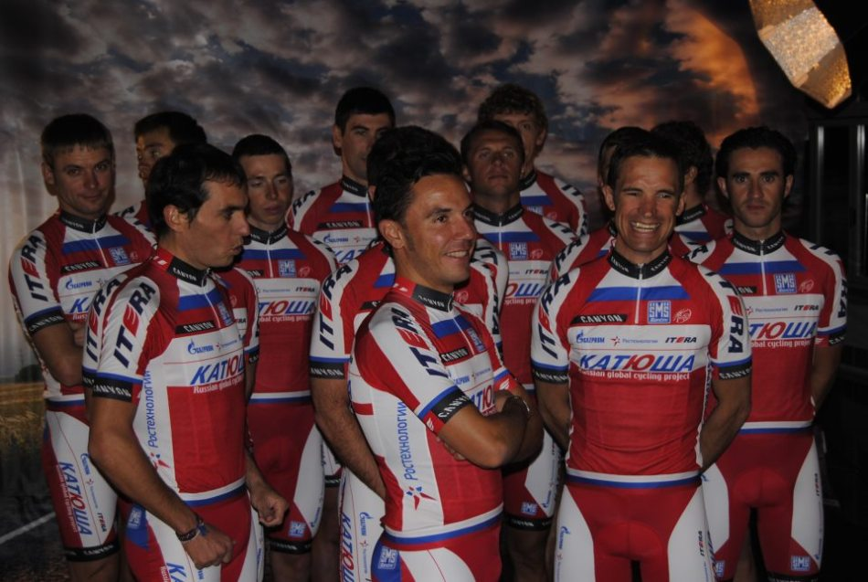 Team Katusha 2013