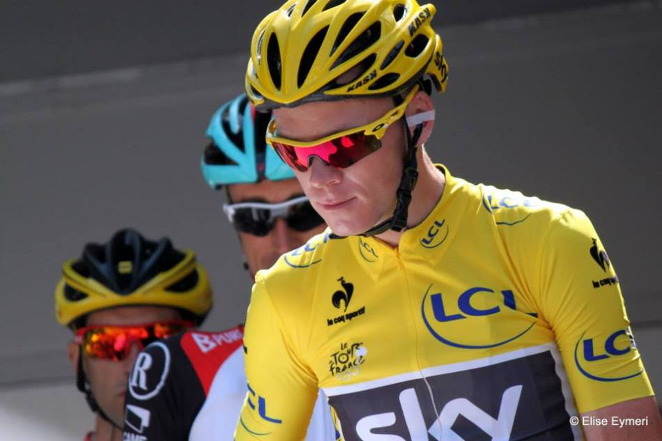 Culture Sport Chris Froome