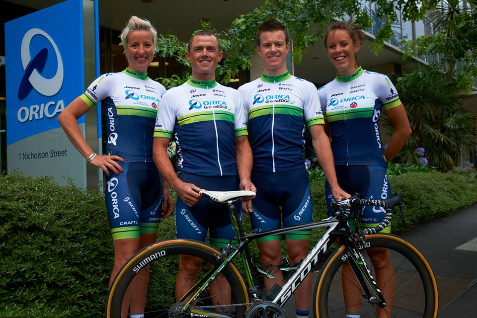 Culture Sport Orica GreenEdge 2014