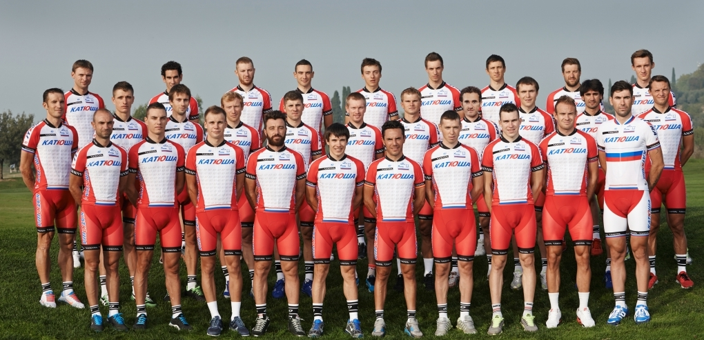Culture Sport Team Katusha 2014