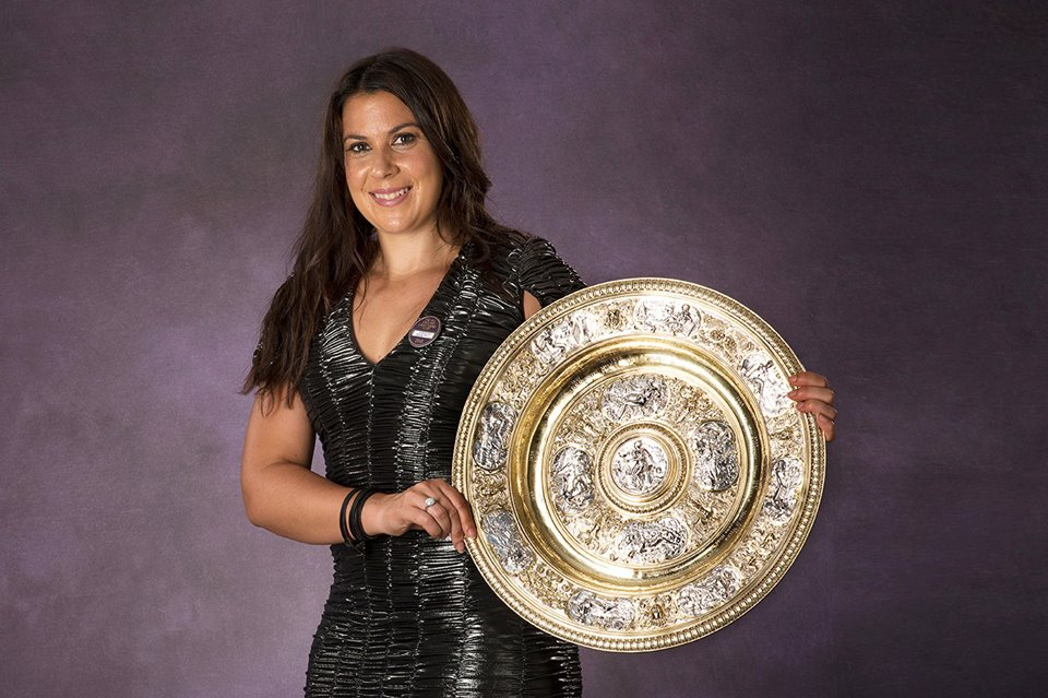 Culture Sport d'Or Marion Bartoli 2013