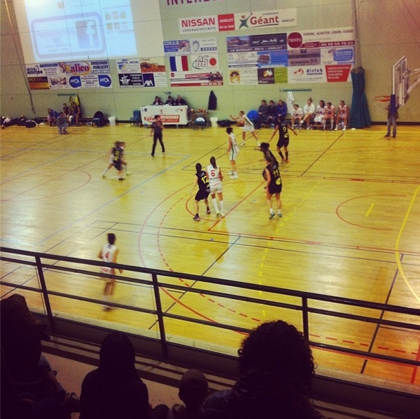 Culture Sport Anglet-JSA Bordeaux basket