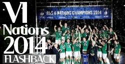 Culture Sport Tournoi des Six Nations 2014
