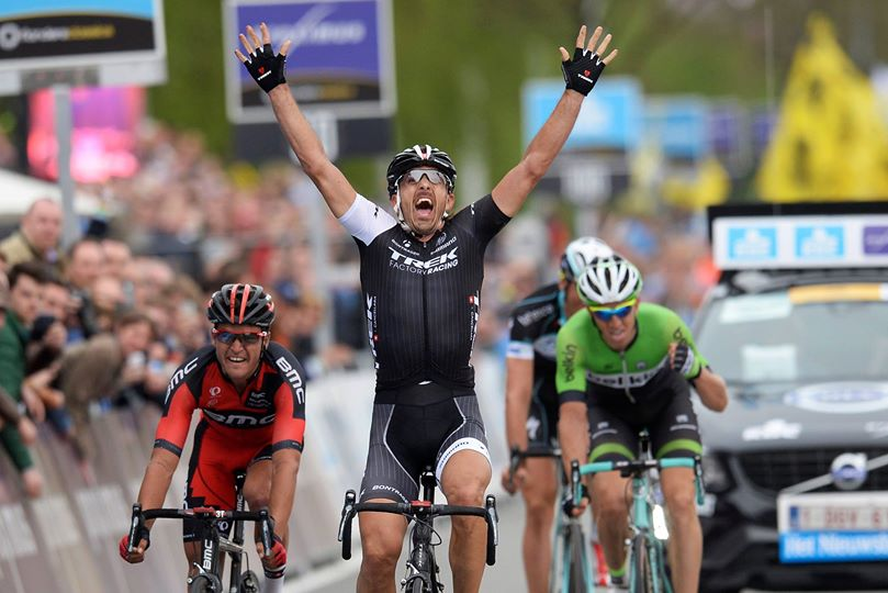 Culture Sport Fabian Cancellara Tour des Flandres