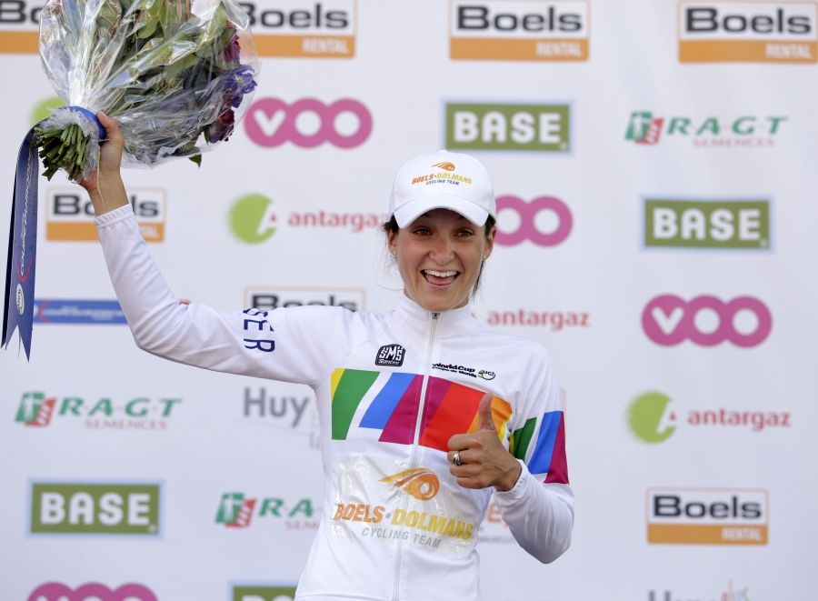 Culture Sport Lizzie Armitstead