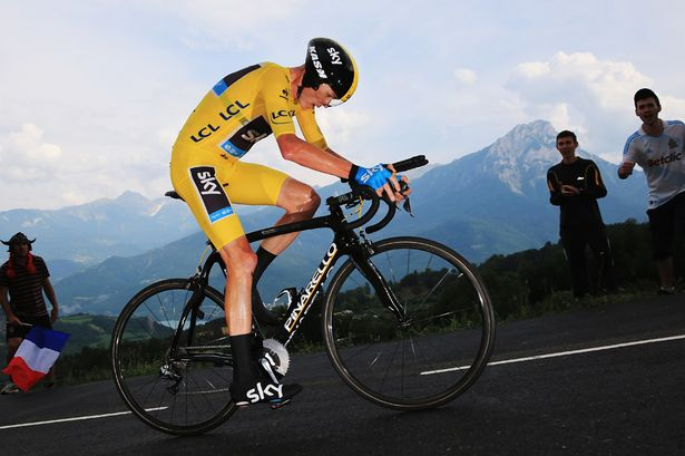 Culture Sport Chris Froome Tour 2013