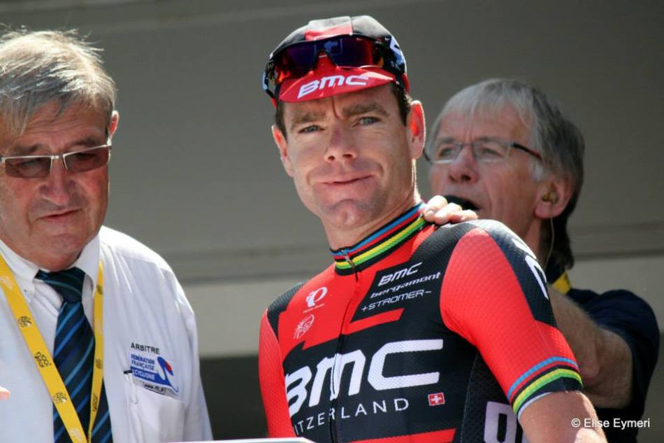 Culture Sport Cadel Evans BMC Racing Team retraite
