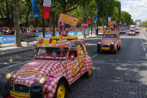Culture Sport Cochonou Tour de France
