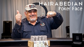 Culture Sport Roger Hairabedian poker