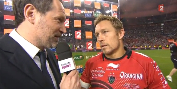 Culture Sport Philippe Lafon interview rugby