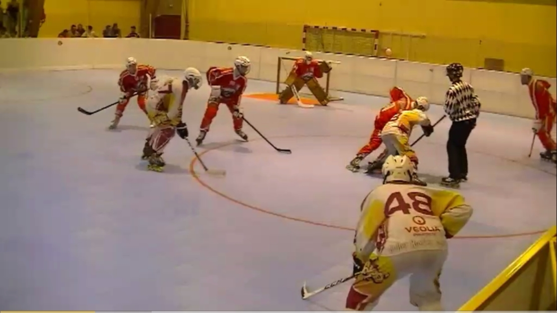 Culture Sport Aubagne Anglet roller hockey