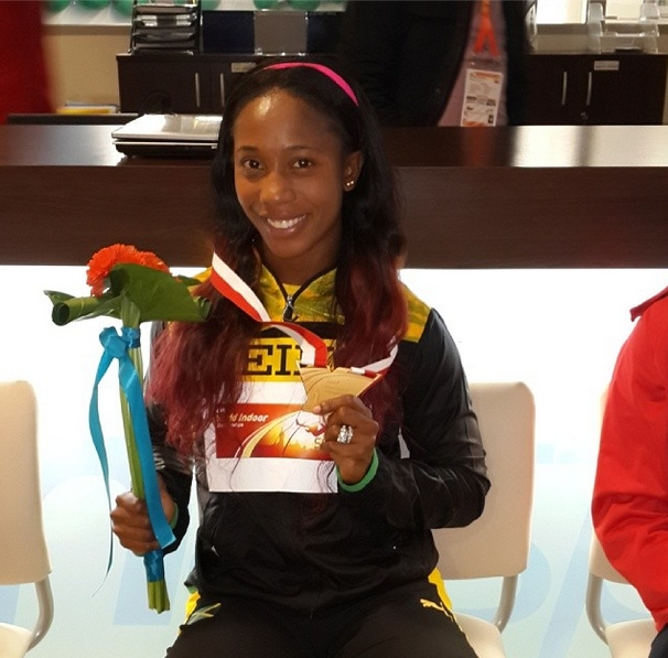 Culture Sport Shelly-Ann Fraser-Pryce