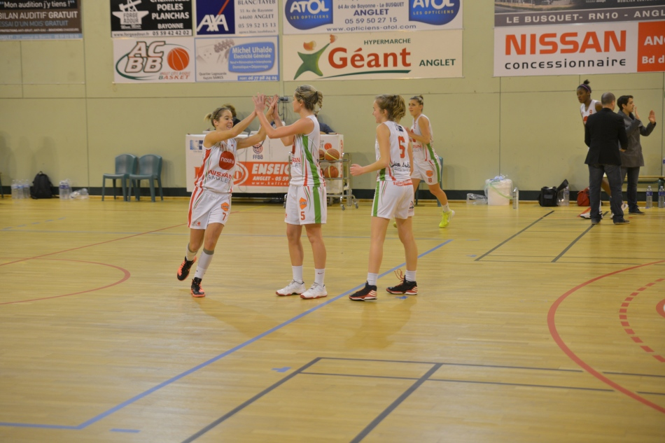 Culture Sport Anglet Côte Basque Basket 2015