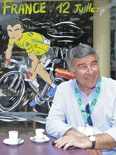 Culture Sport Francis Lafargue Tour de France 2015