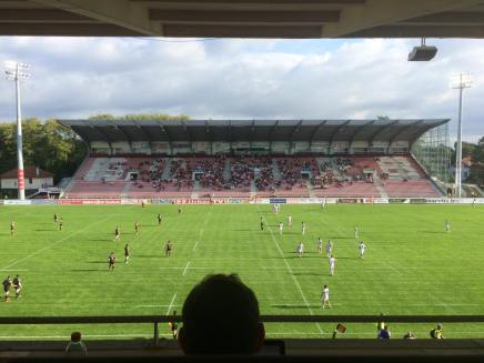 DIRECT : Biarritz Olympique-Benetton Trévise (match amical)