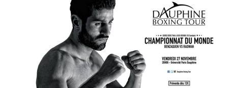 cultureSPORT Dauphine Boxing Tour
