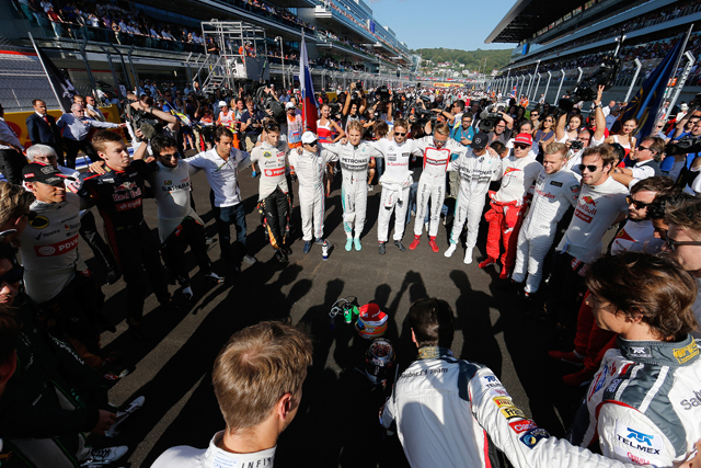 cultureSPORT hommage Jules Bianchi