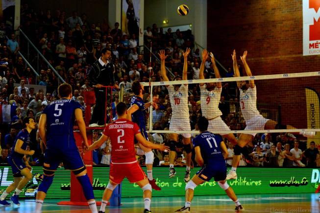 cultureSPORT France-Iran volley