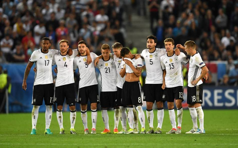 cultureSPORT Euro 2016 Allemagne