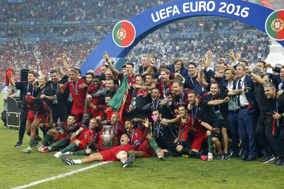 cultureSPORT Euro 2016 Portugal France