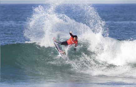 Jordy Smith gagne le Hurley Pro Trestles
