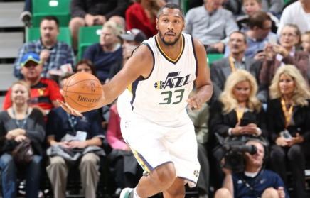 Boris Diaw (1/2) : « Au Jazz, on ressent beaucoup l'influence des Spurs »