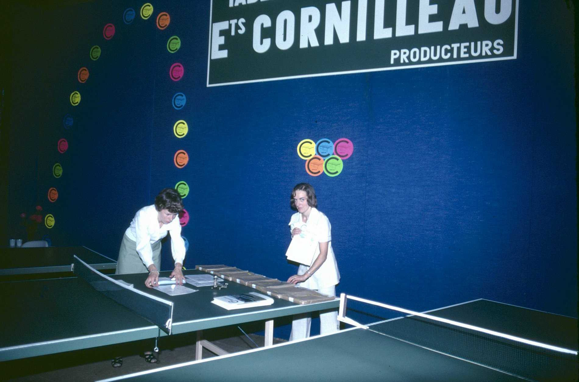 "Cornilleau, un demi-siècle de ping-pong ""made in France"""