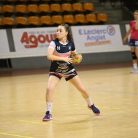 Côte Basque Handball : Léa Iralde s'attend à une rude concurrence